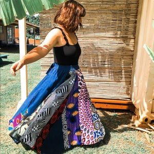Dresses & Skirts - African Maxi Skirt